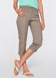 Corrigerende broek, bpc bonprix collection, taupe