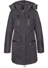 Outdoorjack, bpc bonprix collection, leisteengrijs