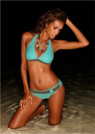 Halterbikini, bpc bonprix collection