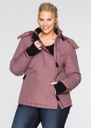 Outdoorjack, bpc bonprix collection, ahornrood