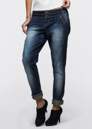 Boyfriendjeans, RAINBOW, dark blue denim