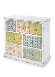 Commode «Anike» (7 lades), bpc living, multicolor