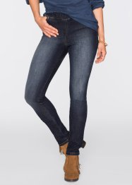 Jegging, John Baner JEANSWEAR, dark blue stone used