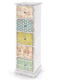 Commode «Anike» (5 lades), bpc living, multicolor