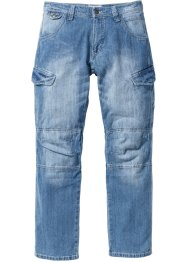Jeans loose fit straight, John Baner JEANSWEAR, middenblauw used