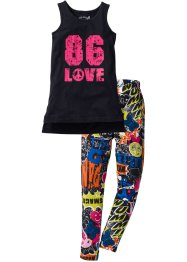 Top en legging (2-dlg. set), bpc bonprix collection