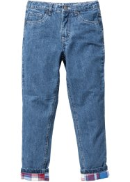 Thermobroek, John Baner JEANSWEAR, blue stone