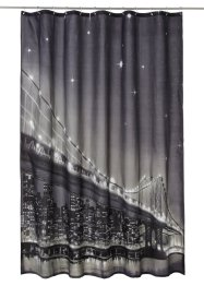 Led-douchegordijn «Brooklyn Bridge», bpc living