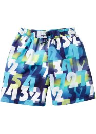 Zwemshort, bpc bonprix collection, donkerblauw gedessineerd
