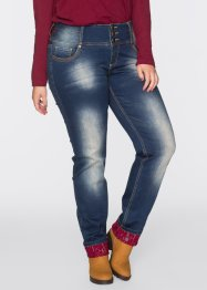Stretchjeans straight, RAINBOW, dirty denim