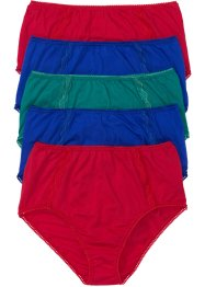 Tailleslip (set van 5), bpc selection, multicolor