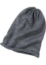 Beanie, bpc bonprix collection, grijs