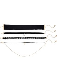 Choker (4-dlg. set), bpc bonprix collection
