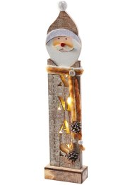 Led-decoratie «Santa», bpc living