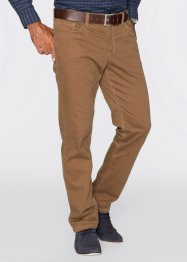 Thermobroek regular fit, bpc selection, cognac
