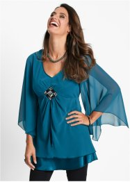 Tuniekblouse, bpc selection, zwart