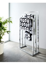 Handdoek «Doodskop», bpc living bonprix collection