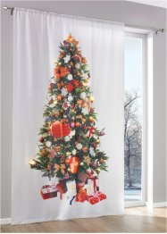 Overgordijn «Led-kerstboom» (1 stuk), bpc living bonprix collection