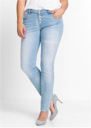 Stretchjeans, BODYFLIRT, blue bleached used