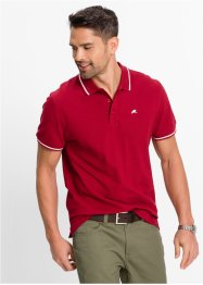 Poloshirt, bpc bonprix collection, rood