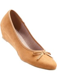 Ballerina's, bpc bonprix collection, sandbeige