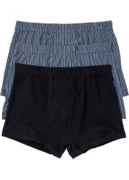 Boxershort (set van 3), bpc bonprix collection, gestreept