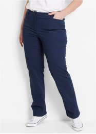 Stretchbroek, bpc bonprix collection, donkerblauw
