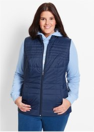 Bodywarmer, bpc bonprix collection, donkerblauw