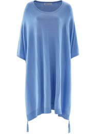 Poncho, bpc selection, middenblauw