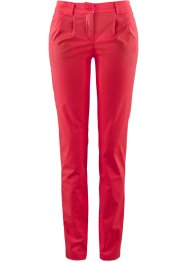 Chinobroek, bpc bonprix collection, rood