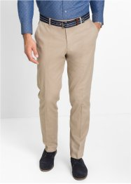 Kostuumbroek regular fit, bpc selection, beige