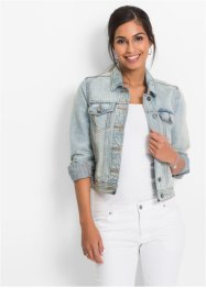 Jeansjack, BODYFLIRT, lightblue denim