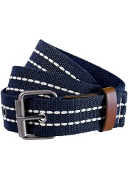Riem «Moskou», bpc bonprix collection, blauw/wit