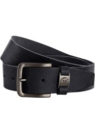 Leren riem «Petersburg», bpc bonprix collection, zwart