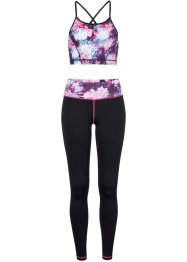 Sporttop+legging, bpc bonprix collection