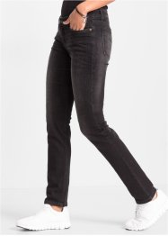Jeans slim fit, RAINBOW, grey denim