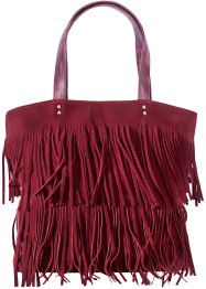 Shopper, bpc bonprix collection, bordeaux