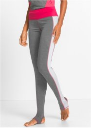 Functionele legging, bpc bonprix collection, antraciet gemêleerd