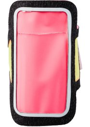 Sportarmband voor smartphone, bpc bonprix collection, leisteengrijs/zalmkleur/multicolor