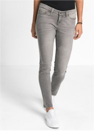 Skinny jeans, RAINBOW, light grey denim