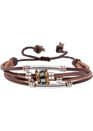 Armband, bpc bonprix collection, bruin