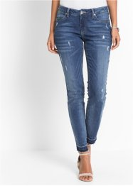 Skinny 7/8-jeans, BODYFLIRT, grey denim