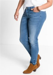 Stretchjeans SLIM, John Baner JEANSWEAR, middenblauw