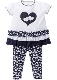 Babyshirt+legging (2-dlg. set), bpc bonprix collection