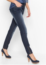 Stretchjeans, John Baner JEANSWEAR, donkerblauw