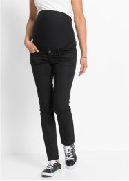 Skinny zwangerschapsbroek, bpc bonprix collection, zwart