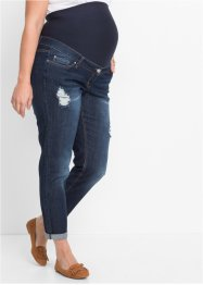 Zwangerschapsjeans girlfriend, bpc bonprix collection, dark blue stone