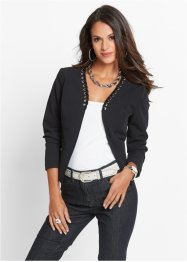 Blazer, bpc selection, zwart