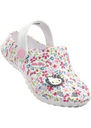 Clogs, Hello Kitty, roze/multicolor