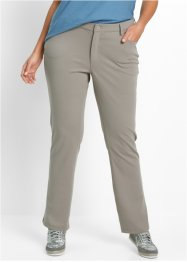 Broek «recht», bpc bonprix collection, natuursteen